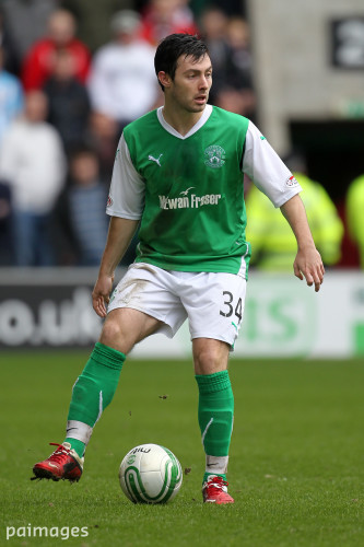 Soccer - Clydesdale Bank Scottish Premier League - Hibernian v Heart of Midlothian - Easter Road