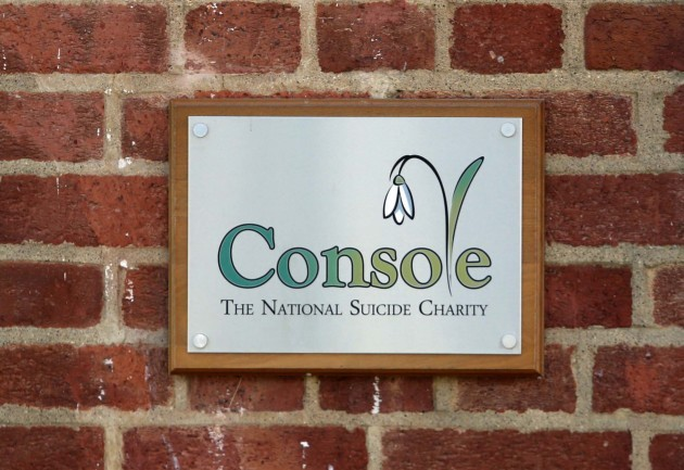 File Photo SUICIDE CHARITY CONSOLE is to be wound down following revelations that its founders spent donated money on personal expenses. The HSE is looking to transfer its services to other organisations within the State. The decision was taken after a m