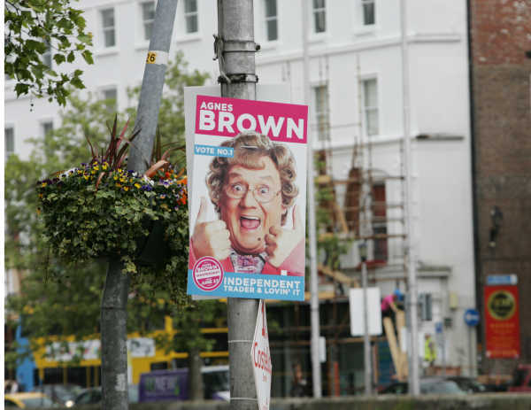 Agnes Brown