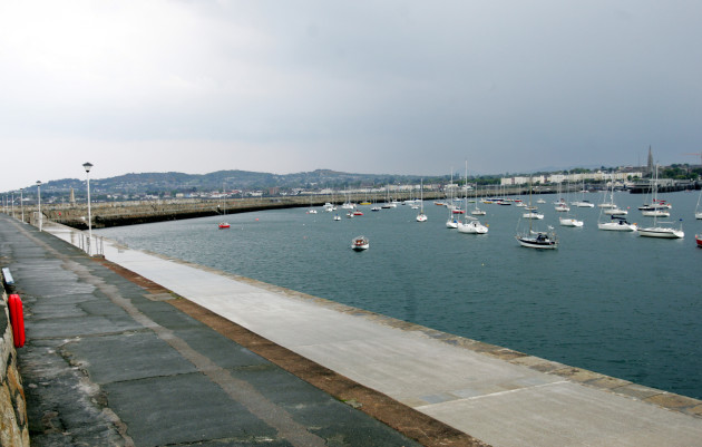 Dun Laoghaire Piers