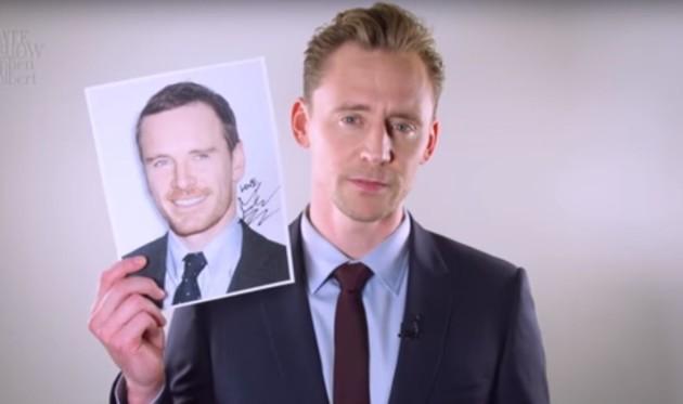 Tom Hiddleston hates getting mistaken for Michael Fassbender