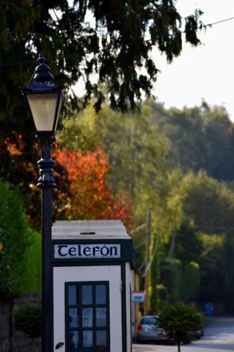 Village phone box, Enniskerry