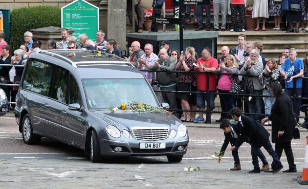 Jo Cox funeral