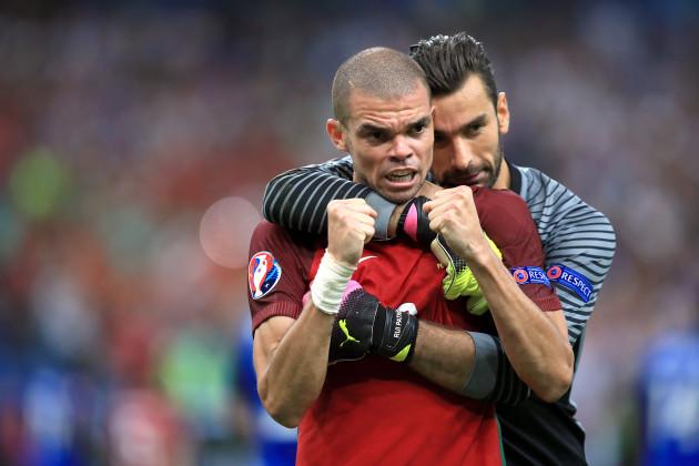Portugal v France - UEFA Euro 2016 - Final - Stade de France