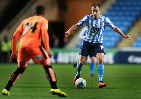 Coventry City v Colchester United - Sky Bet League One - Ricoh Arena