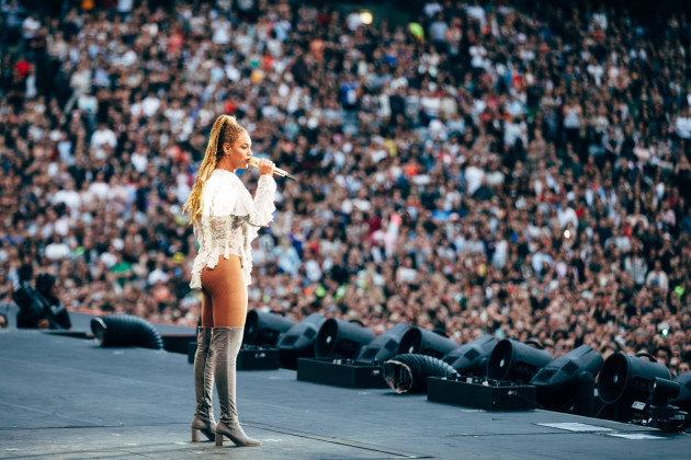 Beyonce - The Formation World Tour - Dublin