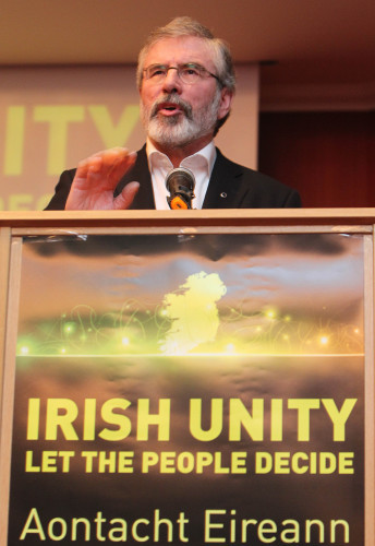 United Ireland 'makes more sense'