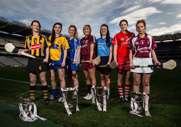 Irish Daily Star National Camogie League Launch