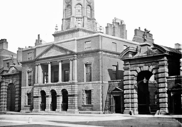 Soldiers, Spies & Scars: Dublin Castle and Revolutionary Ireland