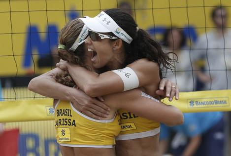 Brazil Beach Volleyball World Tour Rio Open