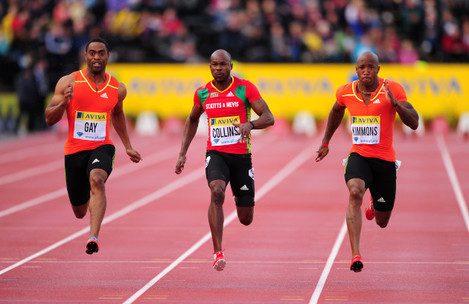 Athletics - Samsung Diamond League - Aviva London Grand Prix - Day One - Crystal Palace