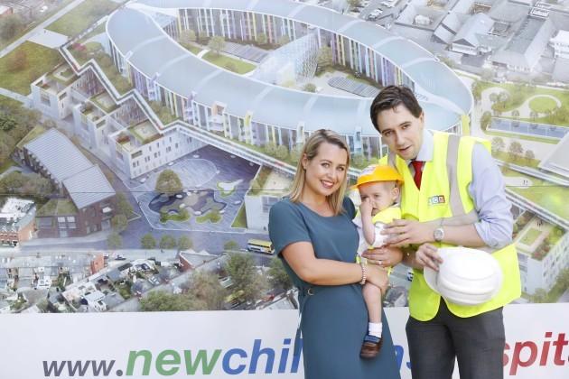 0102 Simon Harris children hospital