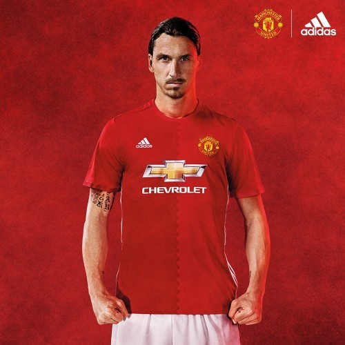 Zlatan new kit