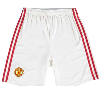 Man United shorts