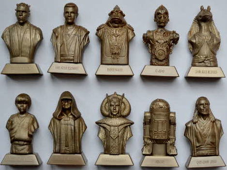 1999-Coco-Pops-Star-Wars-Phantom-Menace-Statuettes1