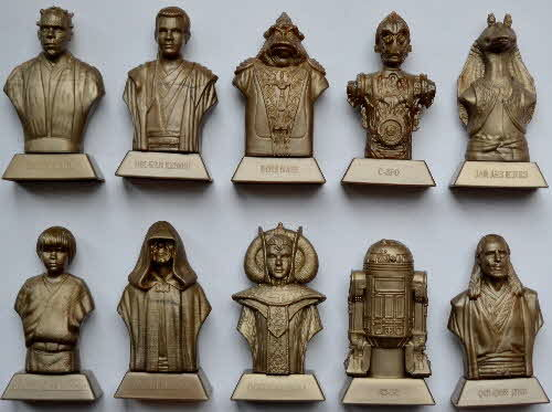 1999-Coco-Pops-Star-Wars-Phantom-Menace-Statuettes1
