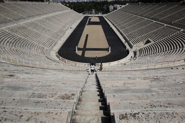 Greece Athens Olympics 10 Years After