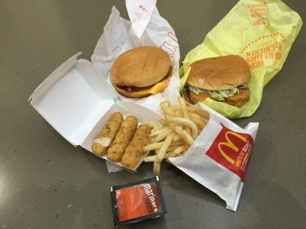 Fast Food-Price Fight