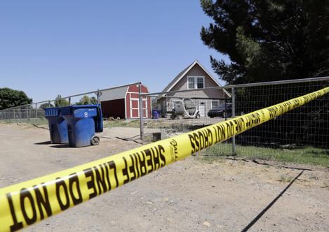 Arizona Bodies in Home