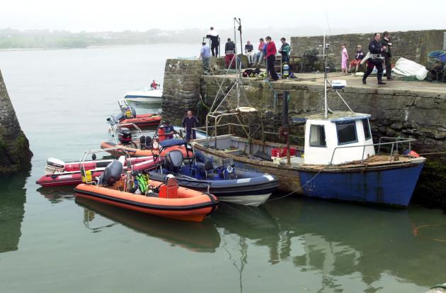 Fethard Quay drownings