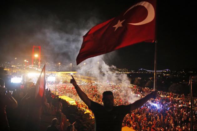 Turkey Bosporus Bridge