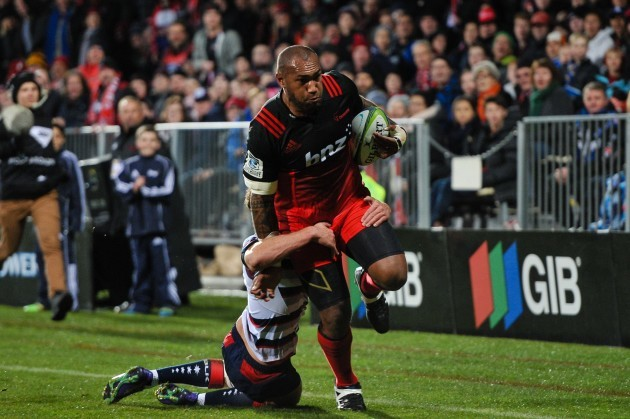 Nemani Nadolo makes a break