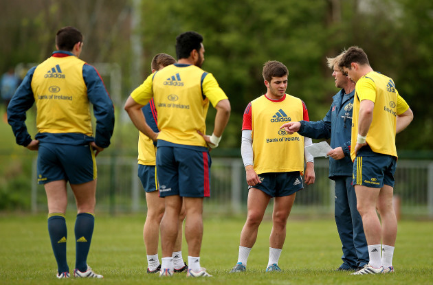 Simon Mannix and Ryan Foley