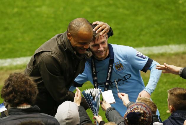 Soccer - Premier League U21 International Cup - Final - Manchester City v Porto - City Football Academy