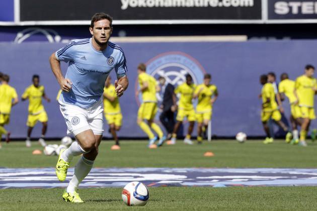 Columbus Crew NYCFC Soccer