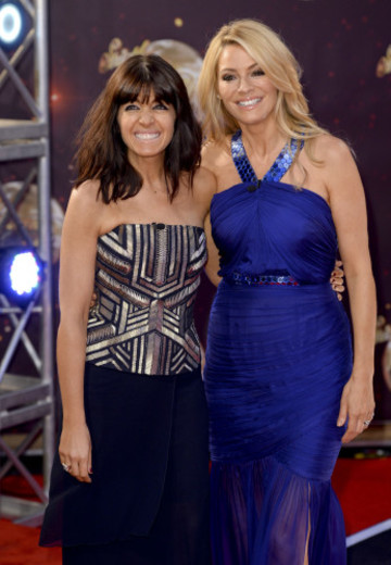 Strictly Come Dancing Launch 2015 - Hertfordshire