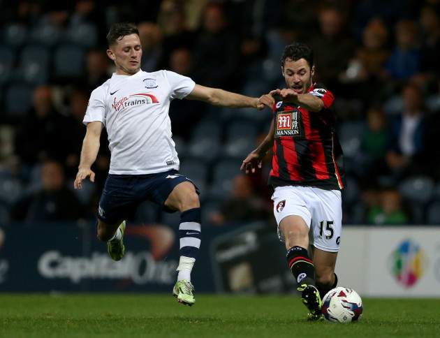 Soccer - Capital One Cup - Third Round - Preston North End v AFC Bournemouth - Deepdale