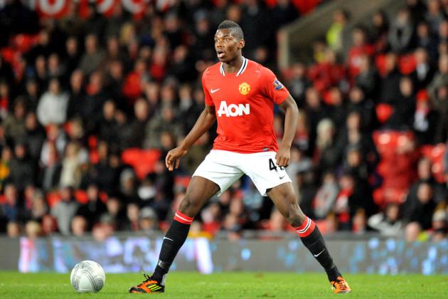 Soccer - Carling Cup - Quarter Final - Manchester United v Crystal Palace - Old Trafford