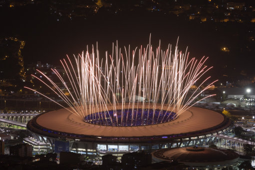 Rio Olympic Games 2016 - Opening Ceremony