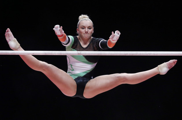 Gymnastics - 2015 World Championships - Day Two - The SSE Hydro