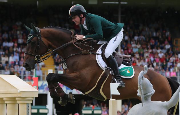 Royal Dublin Horse Show - Day Three - RDS
