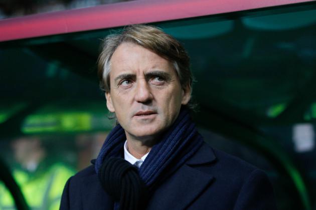 Roberto Mancini File Photo
