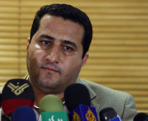 Mideast Iran Mysterious Scientist