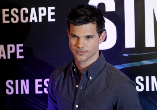 'Abduction' Promotional Event - Mexico City