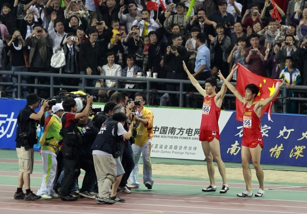 China Asian Games Athletics