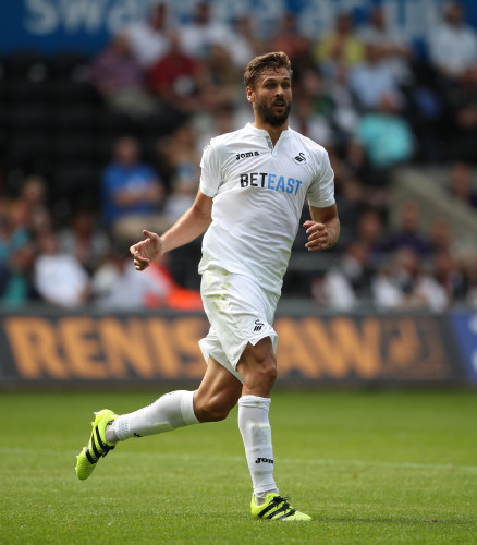 Swansea City v Stade Rennais - Pre-Season Friendly - Liberty Stadium