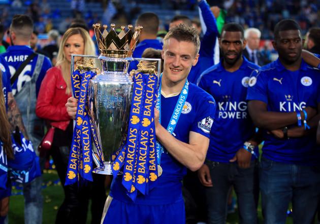 Leicester City v Everton - Barclays Premier League - King Power Stadium