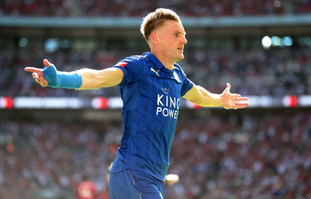 Leicester City v Manchester United - Community Shield - Wembley Stadium