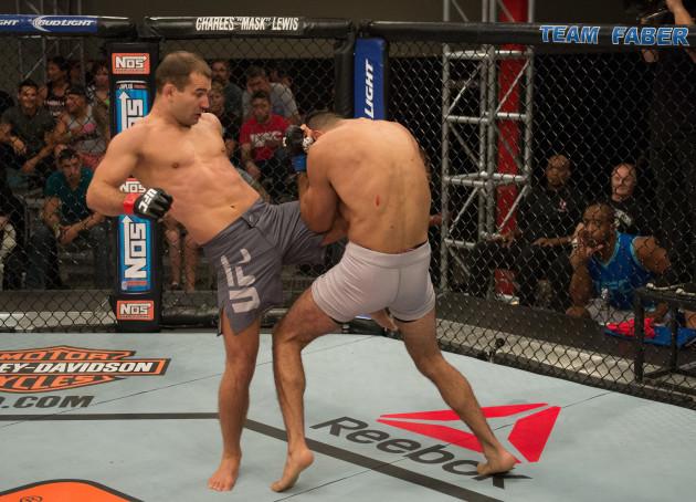 The Ultimate Fighter: Team McGregor vs Team Faber