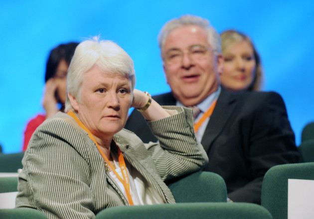 31/3/2012. Fine Gael Ard Fheis
