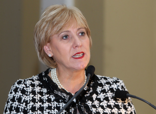 25/09/2014. Heather Humphreys. Pictured Minister f