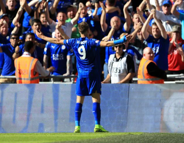 Leicester City v Manchester United - FA Community Shield - Wembley Stadium