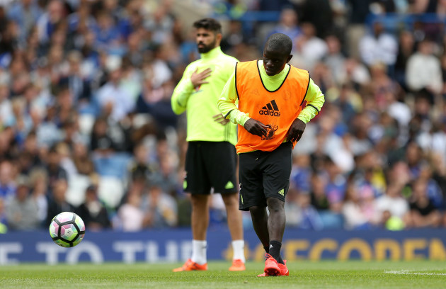 Chelsea Open Training Session - Stamford Bridge