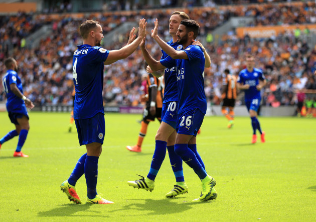 Hull City v Leicester City - Premier League - KCOM Stadium