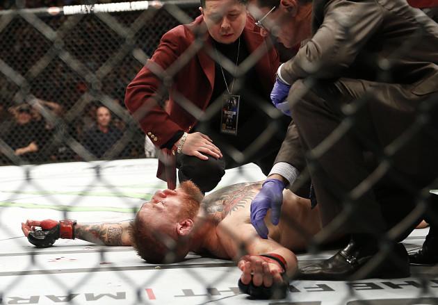 UFC 196 Mixed Martial Arts