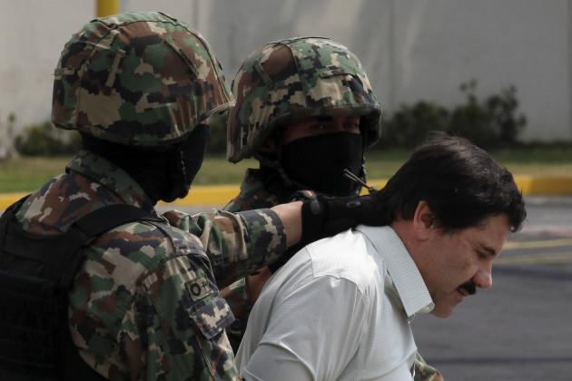 Mexico El Chapos Rise
